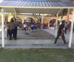 Siguen sin luz en primaria de Río Bravo