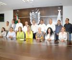 Presentan equipo de transición para entrega recepción de gobierno