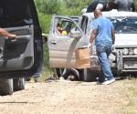 Ataca convoy armado a PE; pistolero abatido