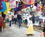 Presente la tradición de volver a gritar con fuerza ´¡Viva México!´