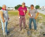 Guardianes del parque, se unen a labor ecológica