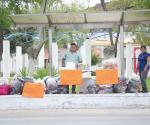 Instalan centros de acopio para apoyar a damnificados de Sinaloa por precipitaciones