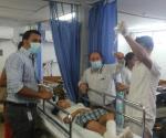Sufren intoxicación 6 estudiantes y una maestra en Altamira