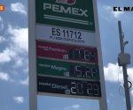 Imparable el precio de la gasolina