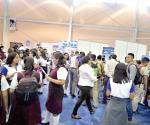 Inaugura Feria de Tecnología director general de los COBAT