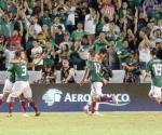¡Regresa México al triunfo!