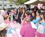 Realizan Feria de la Salud en el marco del Día de Protección contra Cáncer de Mama