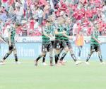 Son Santos rival a vencer