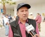 Colocan módulo de atención a los repatriados en puente Benito Juárez