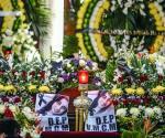Muere otro ligado a crimen de Valeria Medel