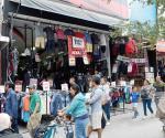 Reactiva economía beneficiando a comerciantes y compradores