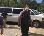 Excarcelan al exgobernador Eugenio; es trasladado en avión al penal del Altiplano