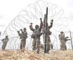 Retira EU soldados de la frontera sur