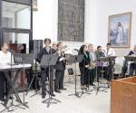 Celebrarán hoy día de Santa Cecilia y músicos