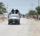 Pistoleros atacan a balazos a Estatales por el Cuartel Militar