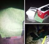 Restos encontrados afuera de penales en NL eran de líder criminal tamaulipeco, sustraídos en Nuevo Laredo