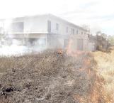 Movilizan incendios