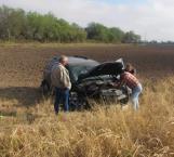 Triple choque deja saldo de seis personas lesionadas