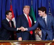 México, EU y Canadá firman T-MEC en Argentina