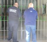 Ebrio y escandaloso remitido a la cárcel por queja de vecinos