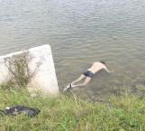 Localizan a ahogado flotando