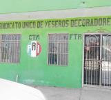 Desvalijan oficinas de yeseros, plafoneros y decoradores