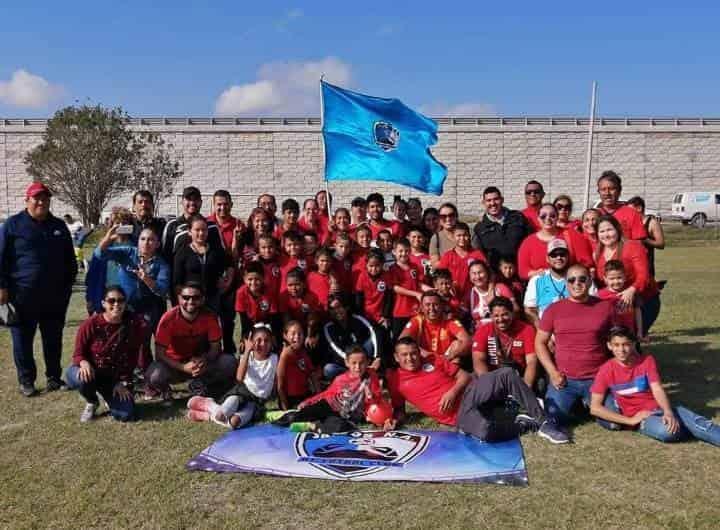 Los Jaivos se coronan en el torneo Estatal de futbol categoría sub 9, venciendo 3 a 2 al conjunto UAT Tampico.