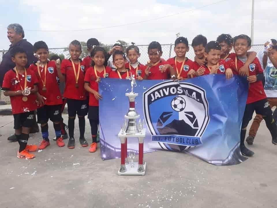 Los Jaivos Reynosa ahora representarán a Tamaulipas en el Nacional.